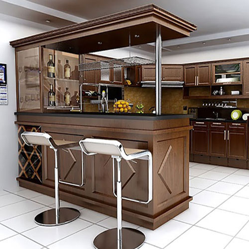 Bar Phòng Bếp Gia Đình-VS.BR01