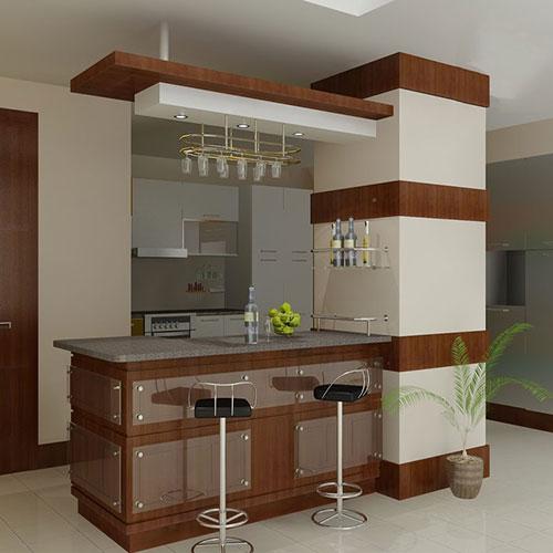 Bar Ngăn Bếp Gia Đình-VS.BR01